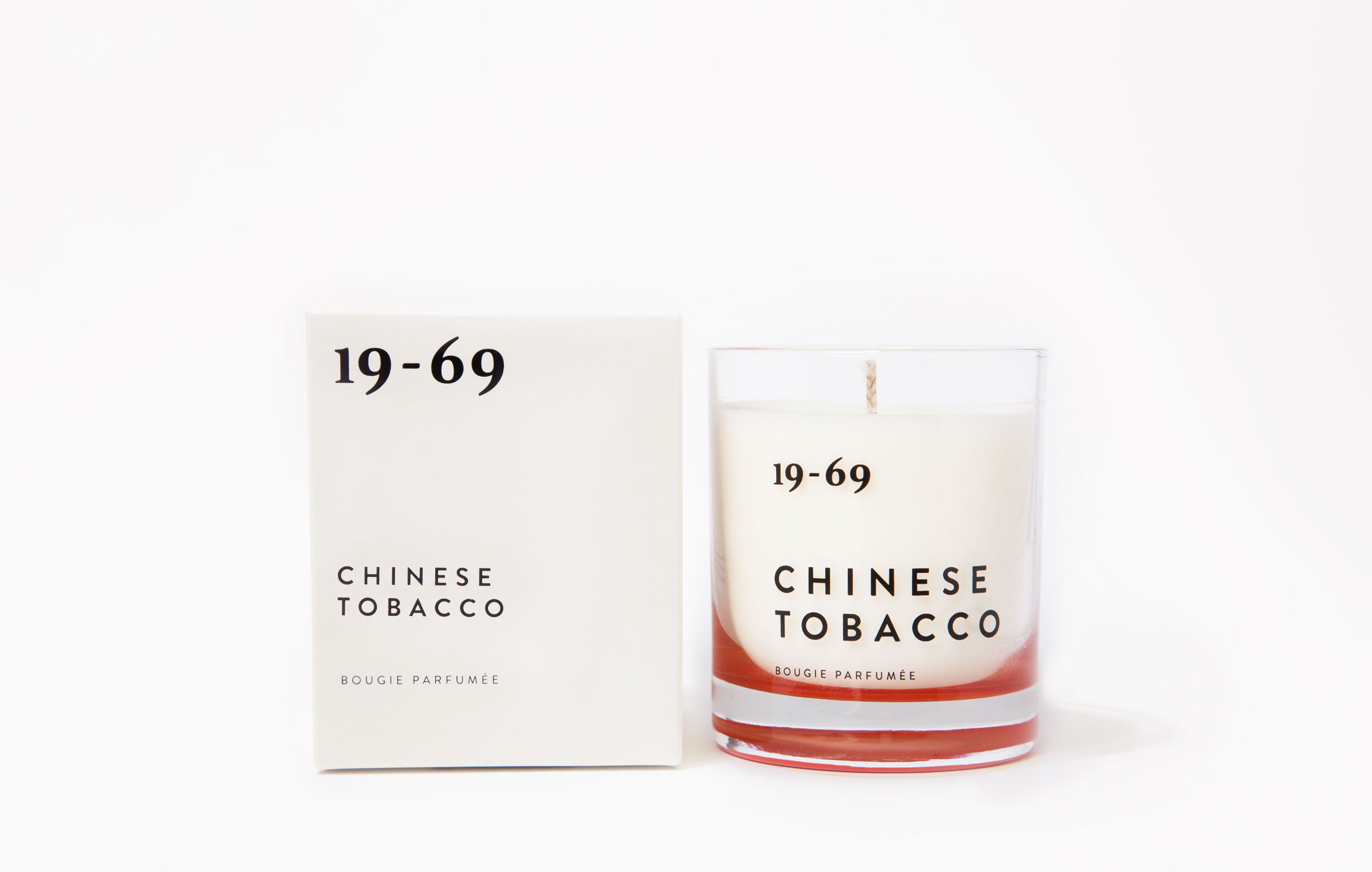 19-69 Chinese Tobacco Bougie Parfumée 200ml