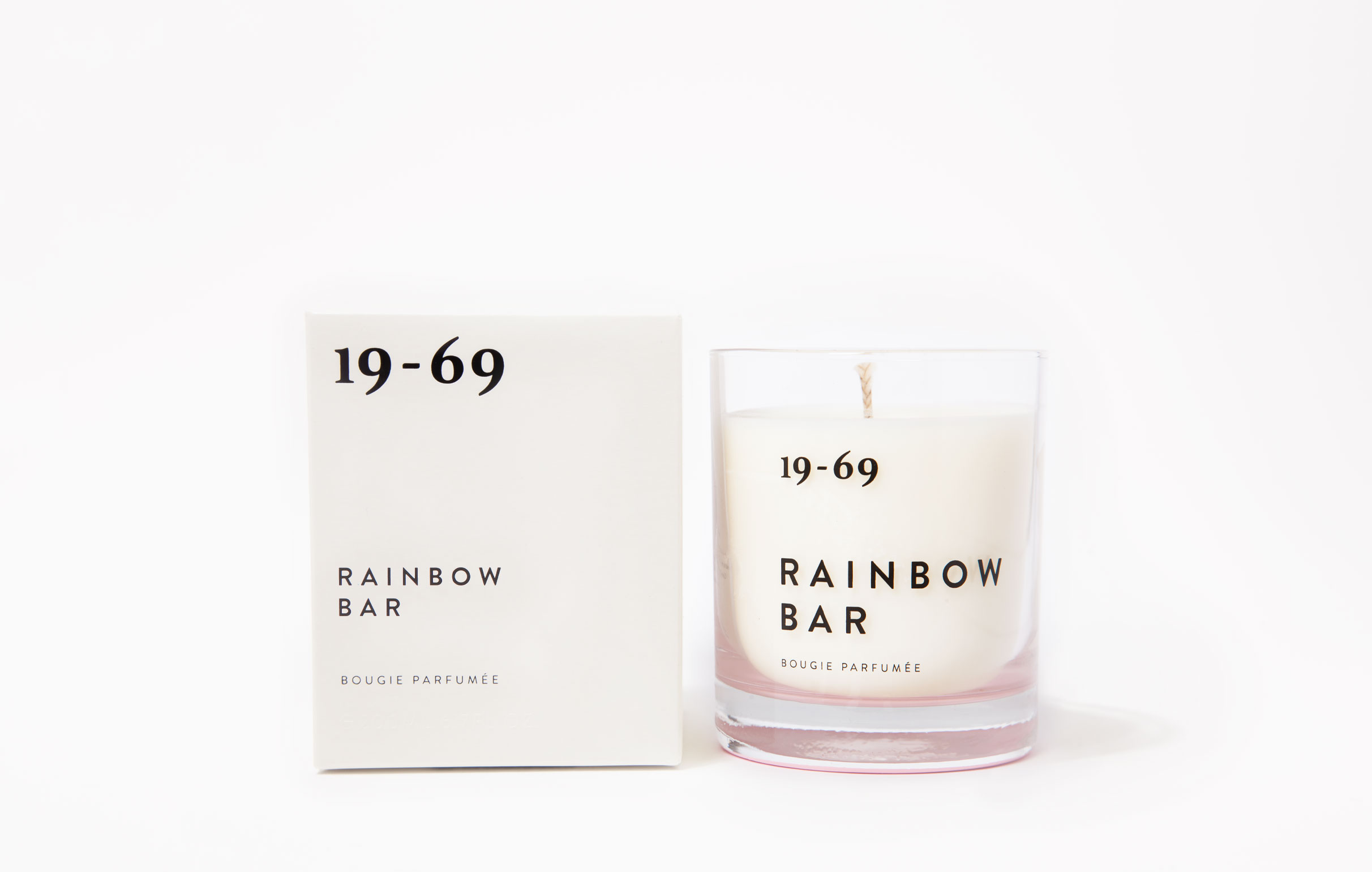 19-69 Rainbow Bar Bougie Parfumée 200ml