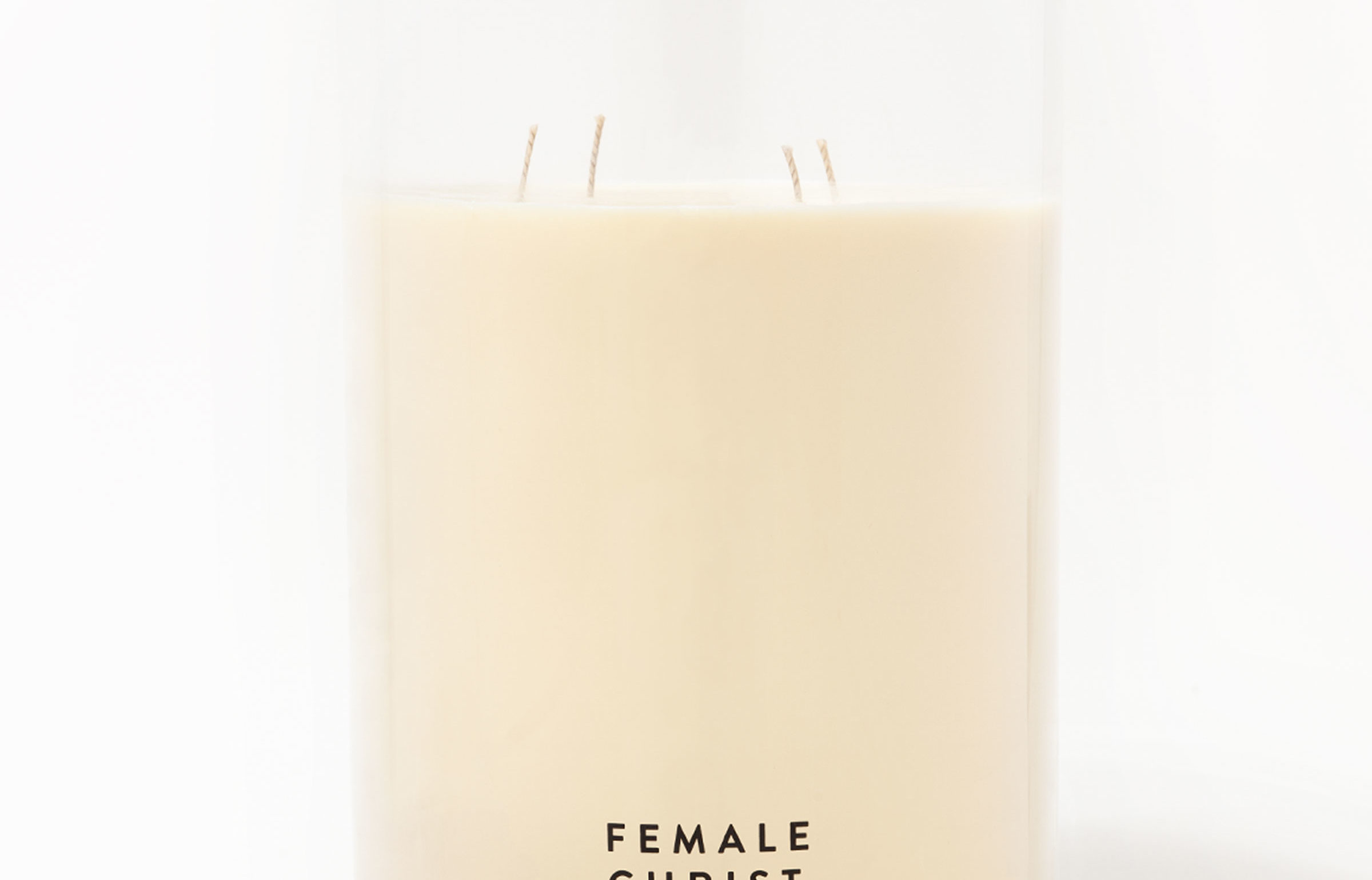19-69 Female Christ 5300gr. Bougie Parfumée